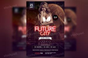 future-city-free-psd-flyers