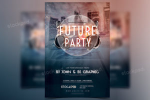 stockpsd-mockup-future-party-free