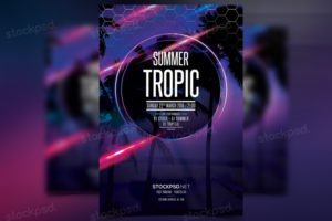 summer-tropic-preview-flyer-free