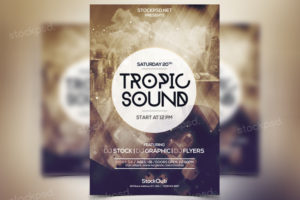 tropic-sound-preview-free-flyer