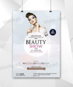 beauty-show-minimal-free-psd-flyer-768x916