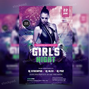 girls-night-free-psd-flyer-template-768x768