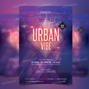 urban-vibe-free-psd-party-flyer-768x768