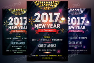 2017-new-year-free-flyer-psd