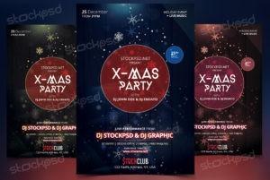stockpsd-xmas-party-free-psd-flyer